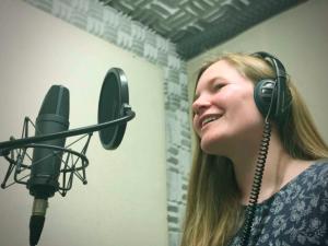 English Voiceover Olivia Paterson